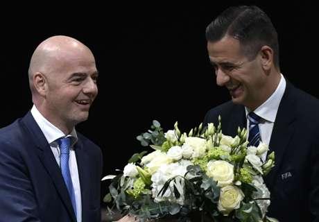 FIFA sack Kattner