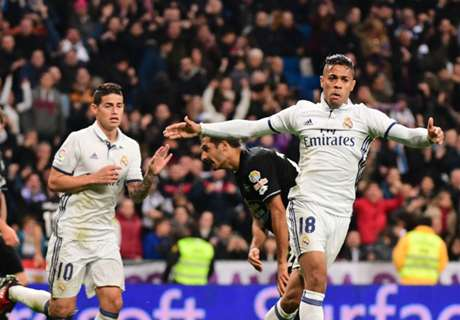 Real Madrid break unbeaten record