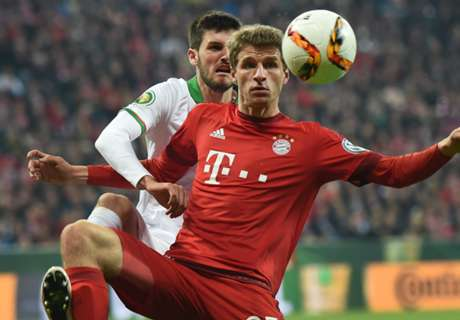 Noten: Müller macht den Unterschied
