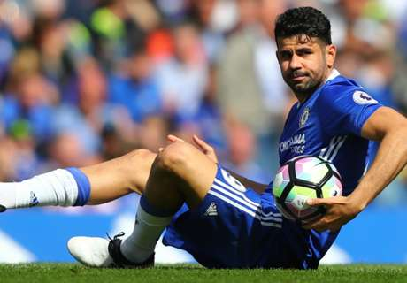 Costa: I'm waiting for Chelsea