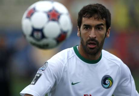 Raul goes out a winner for Cosmos