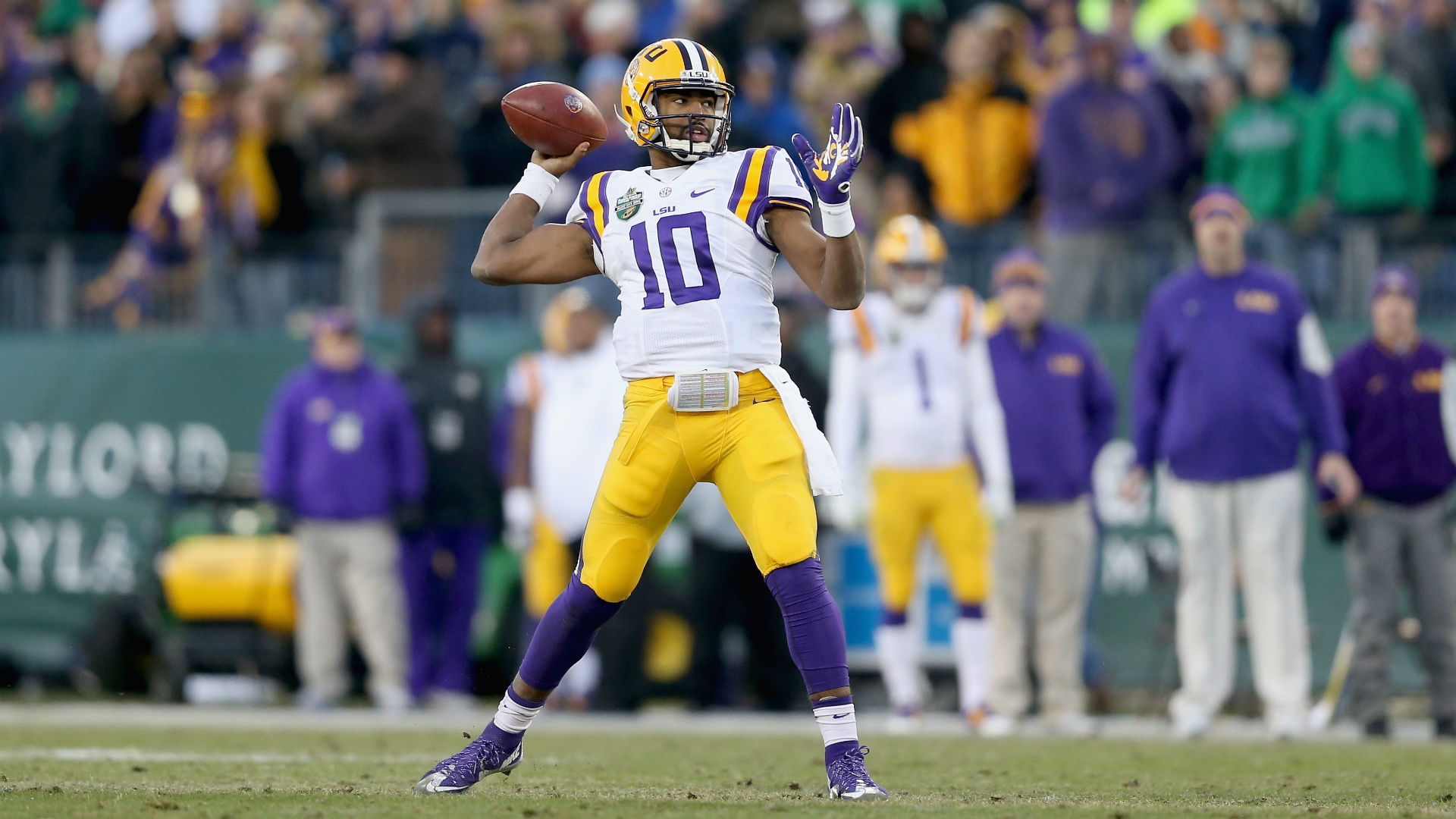 LSU QB Anthony Jennings, teammates could soon have charges dropped