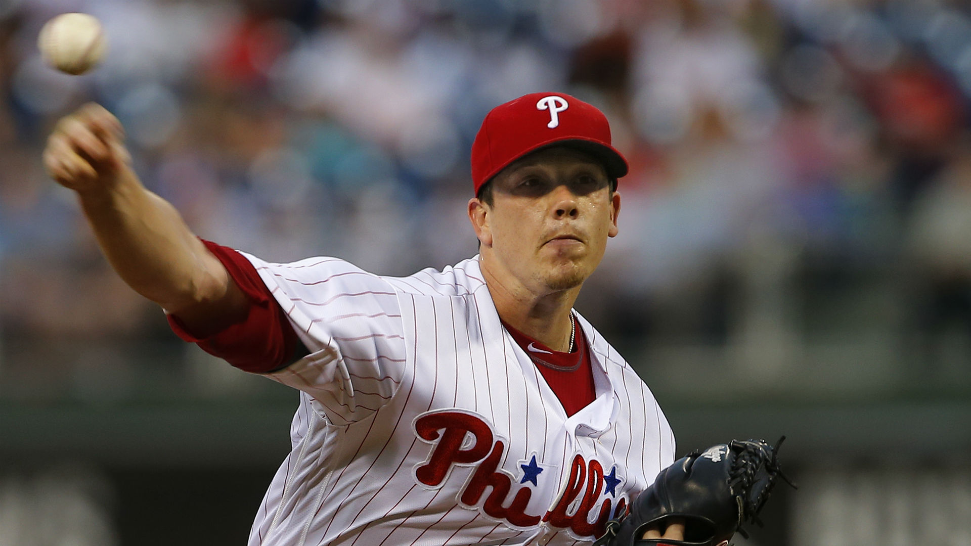 Jeremy Hellickson traded to the Balitmore Orioles