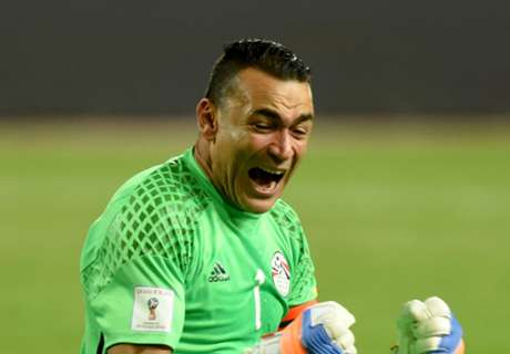 El-Hadary oldest AFCON player ever