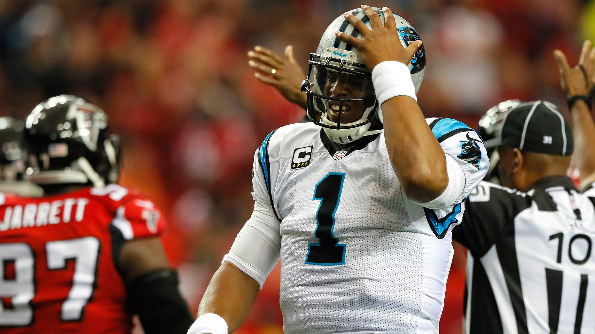 Panthers&#39- Thomas Davis: NFL doesn&#39-t protect Cam Newton like other ...