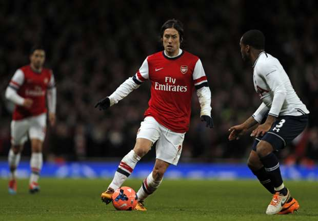 Rosicky bullish over Arsenal title hopes