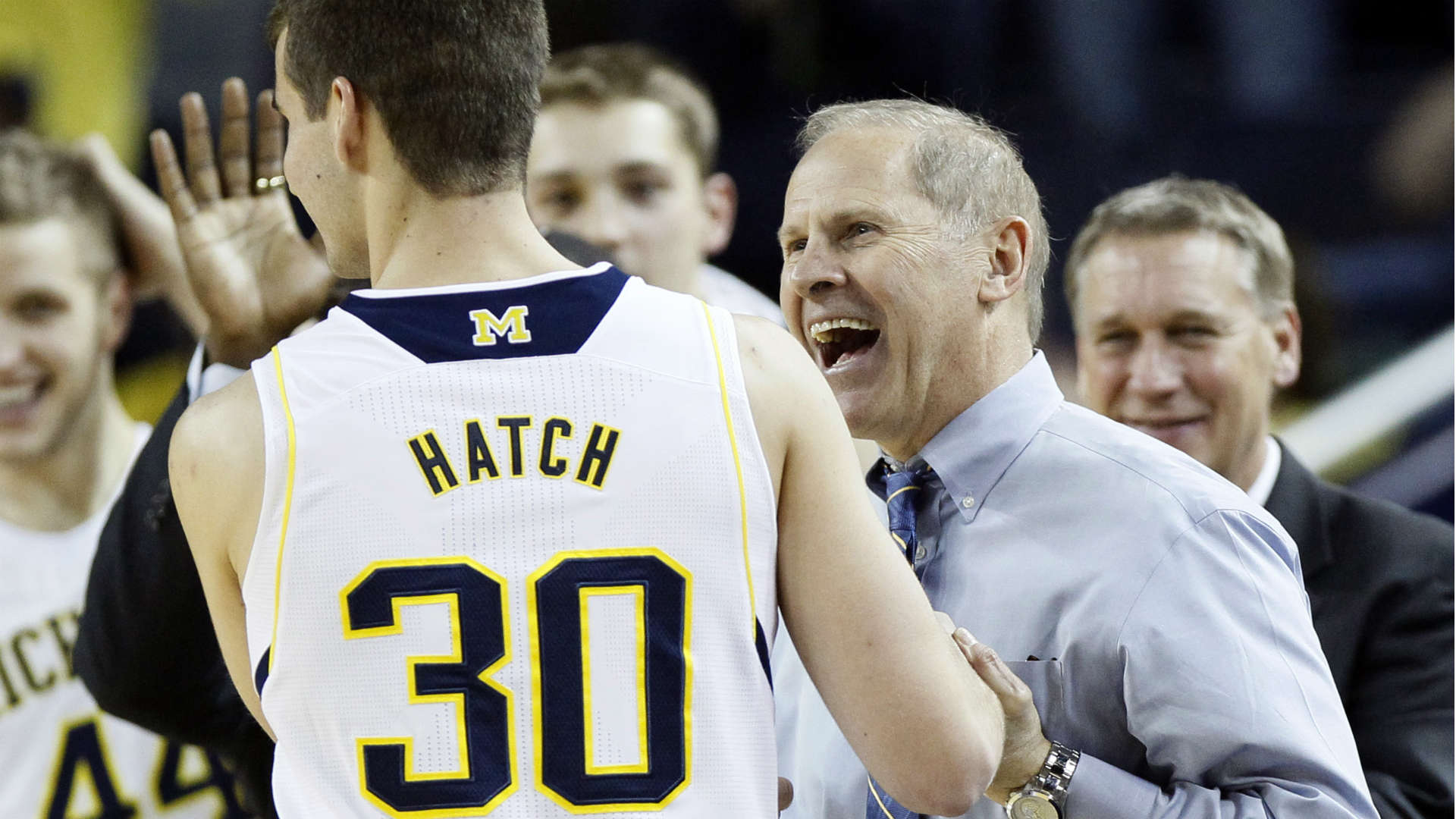 Michigan's Austin Hatch moving on from player to medical scholarship