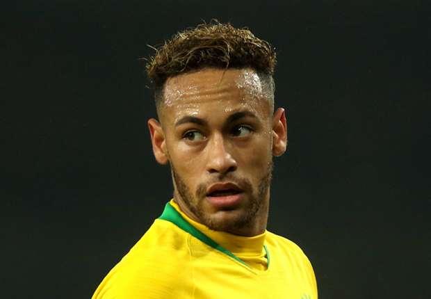 Brazil and Paris Saint-Germain forward Neymar