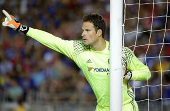 'We are evaluating an offer' - Conte admits Begovic could leave Chelsea
