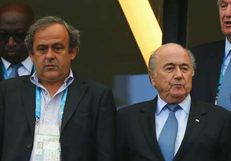 UEFA Ancam Boikot FIFA
