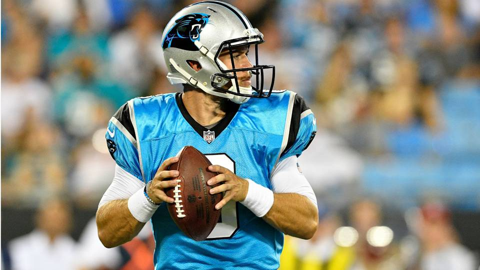 Panthers pay tribute to late father of QB Taylor Heinicke  385027e5a