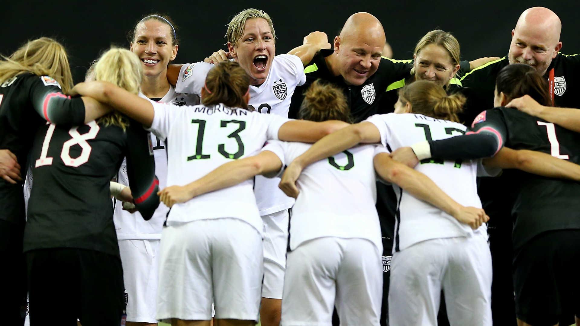 Team USA, Women's World Cup finalist