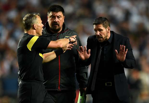 Alonso and Simeone face Uefa disciplinary action