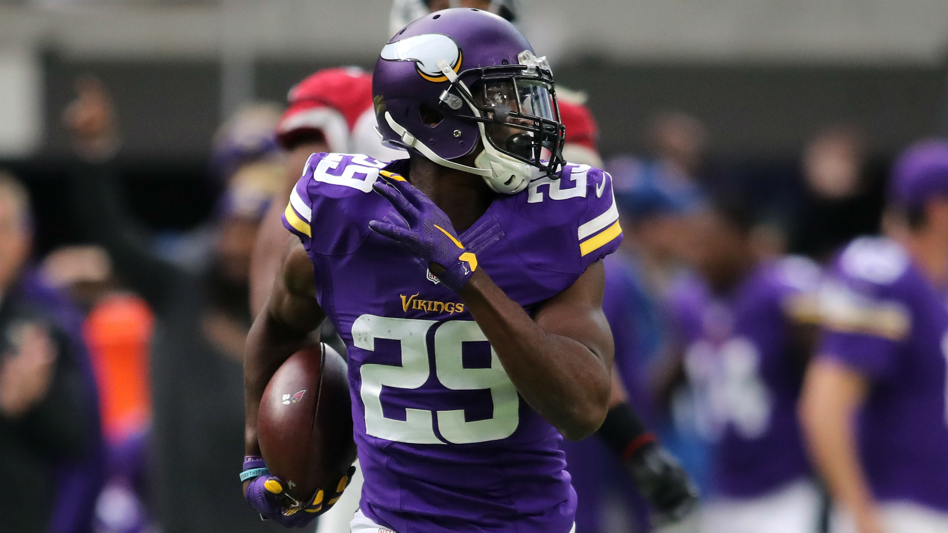 Vikings sign Xavier Rhodes to huge contract extension report says