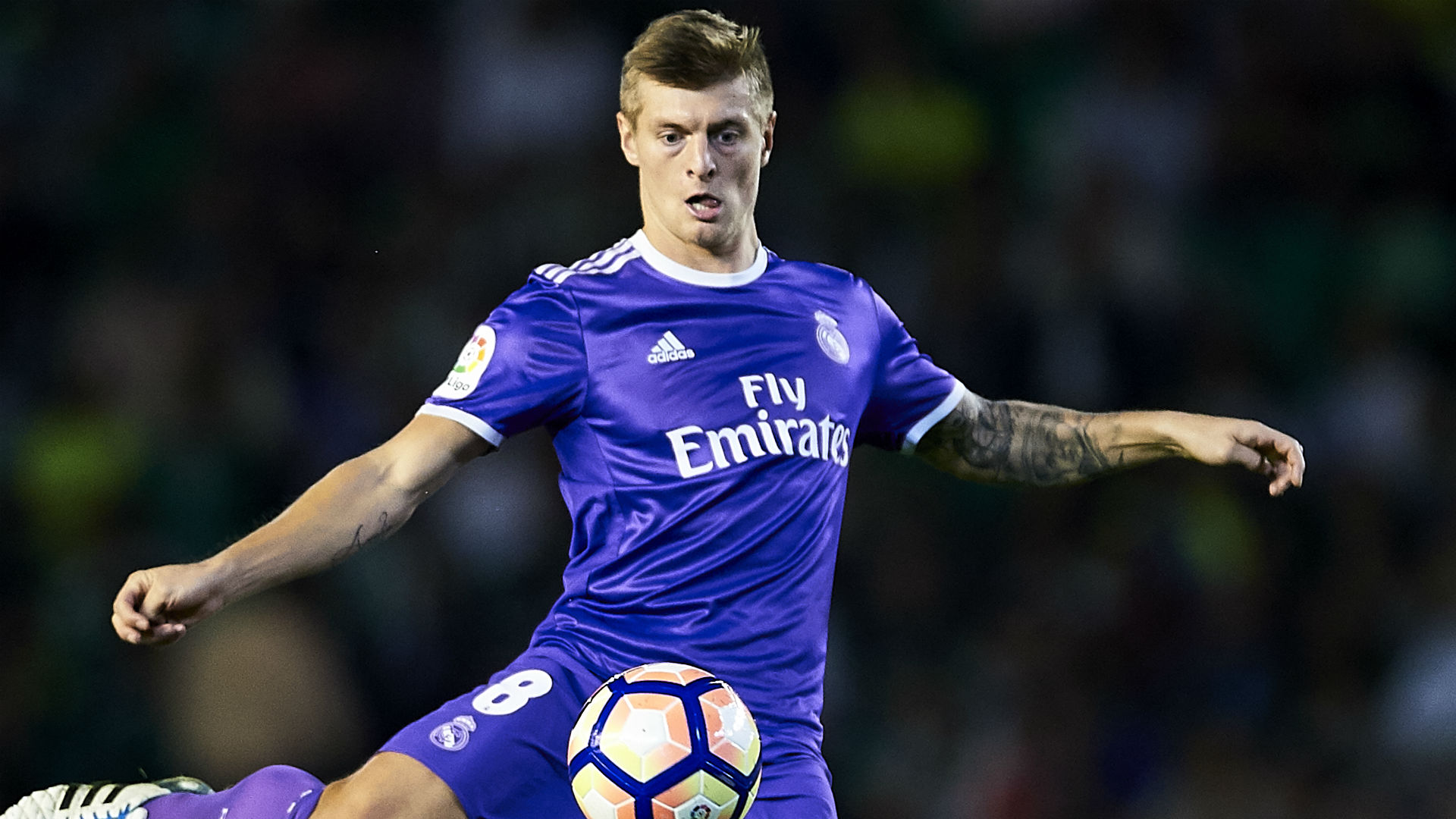 Germany's Toni Kroos to miss San Marino, Italy matches