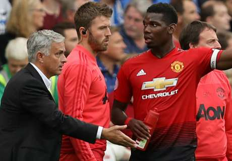 Pogba, Ronaldo & 10 players Mourinho has gone to war with