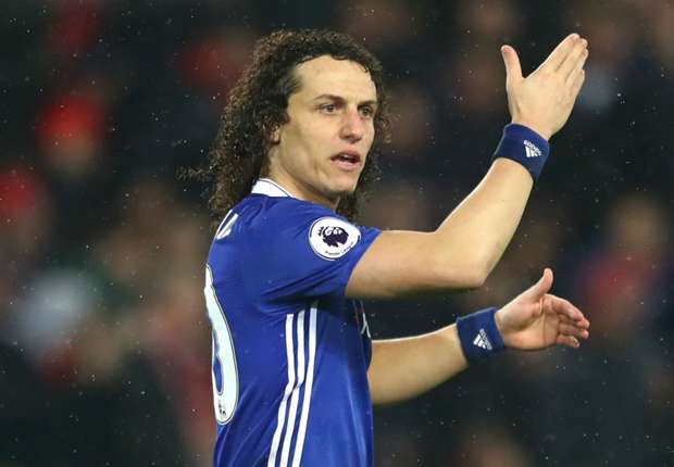 WATCH: David Luiz showcases WWE skills with body slam on unsuspecting Chelsea TV reporter