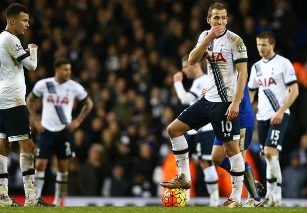 Tottenham are looking to win the Premier League title