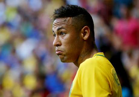 'Neymar lacking match fitness'
