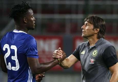 Conte explains Batshuayi debut