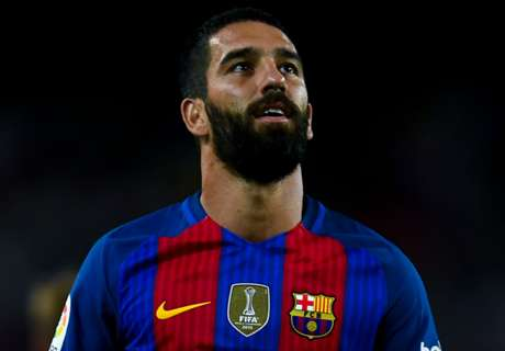 Barca's Arda suffers groin injury