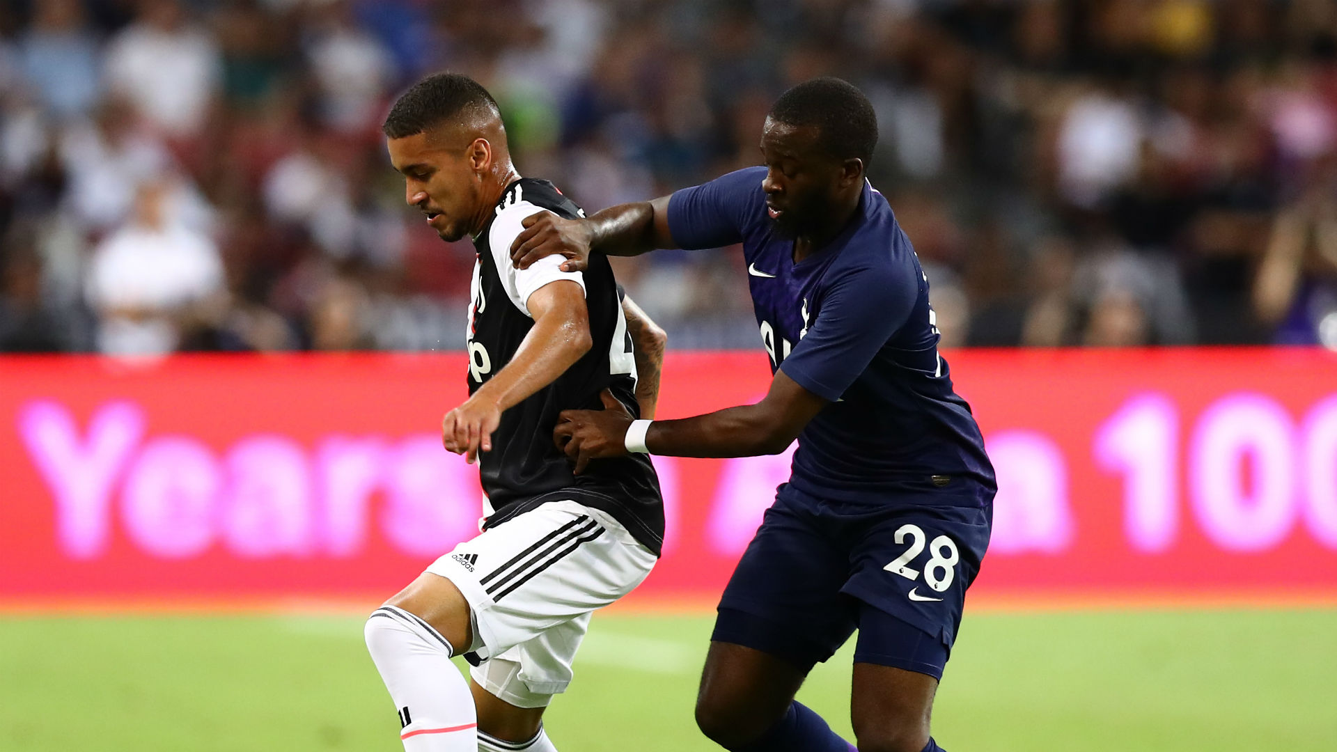 Pochettino preaches patience to Tottenham supporters following Ndombele's impressive debut