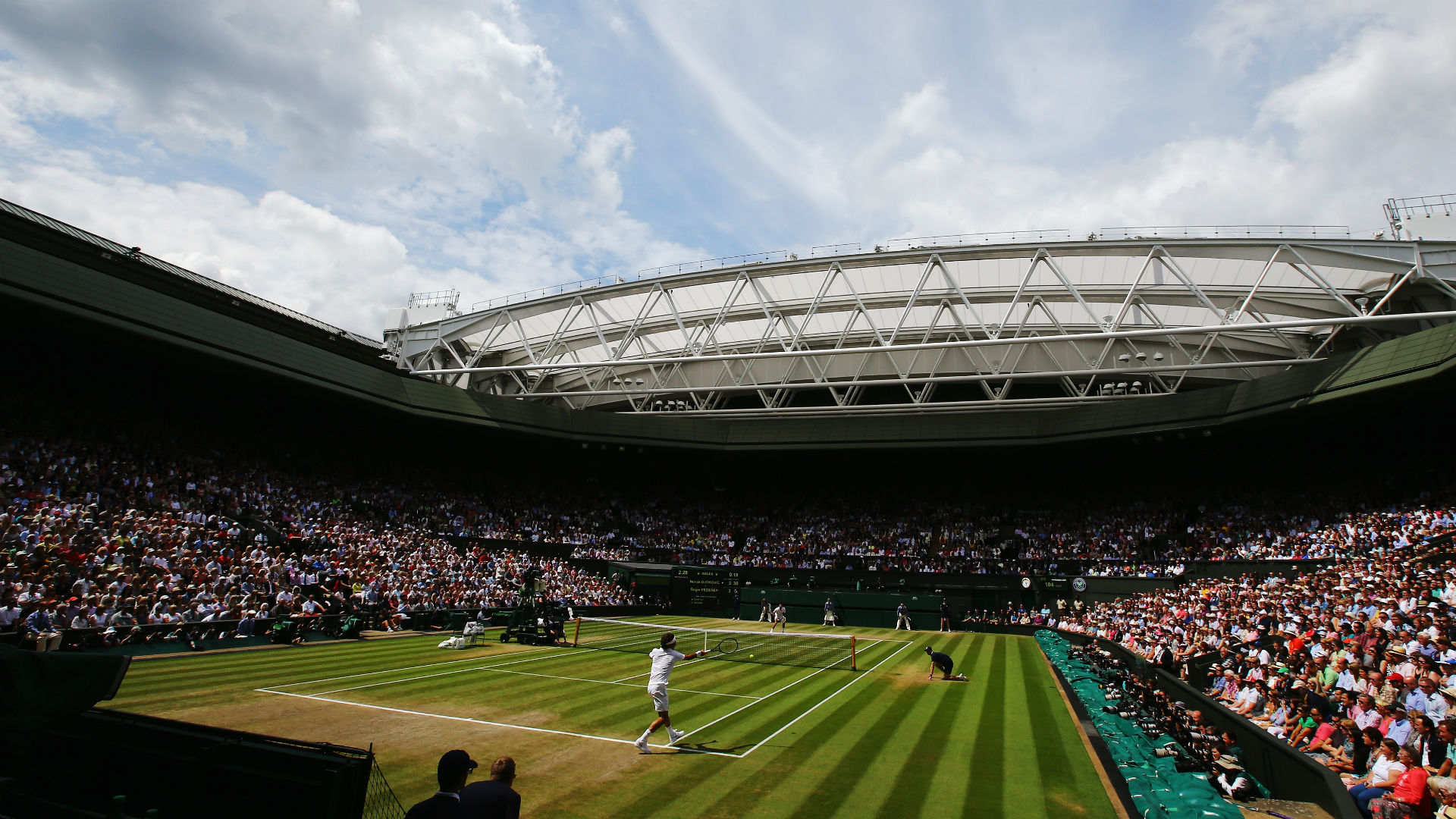 Wimbledon: Facts and figures | Tennis