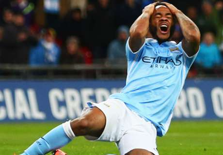 Pellegrini defends Sterling's Cup display