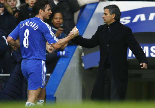 Lampard could return to Chelsea as my assistant - Mourinho