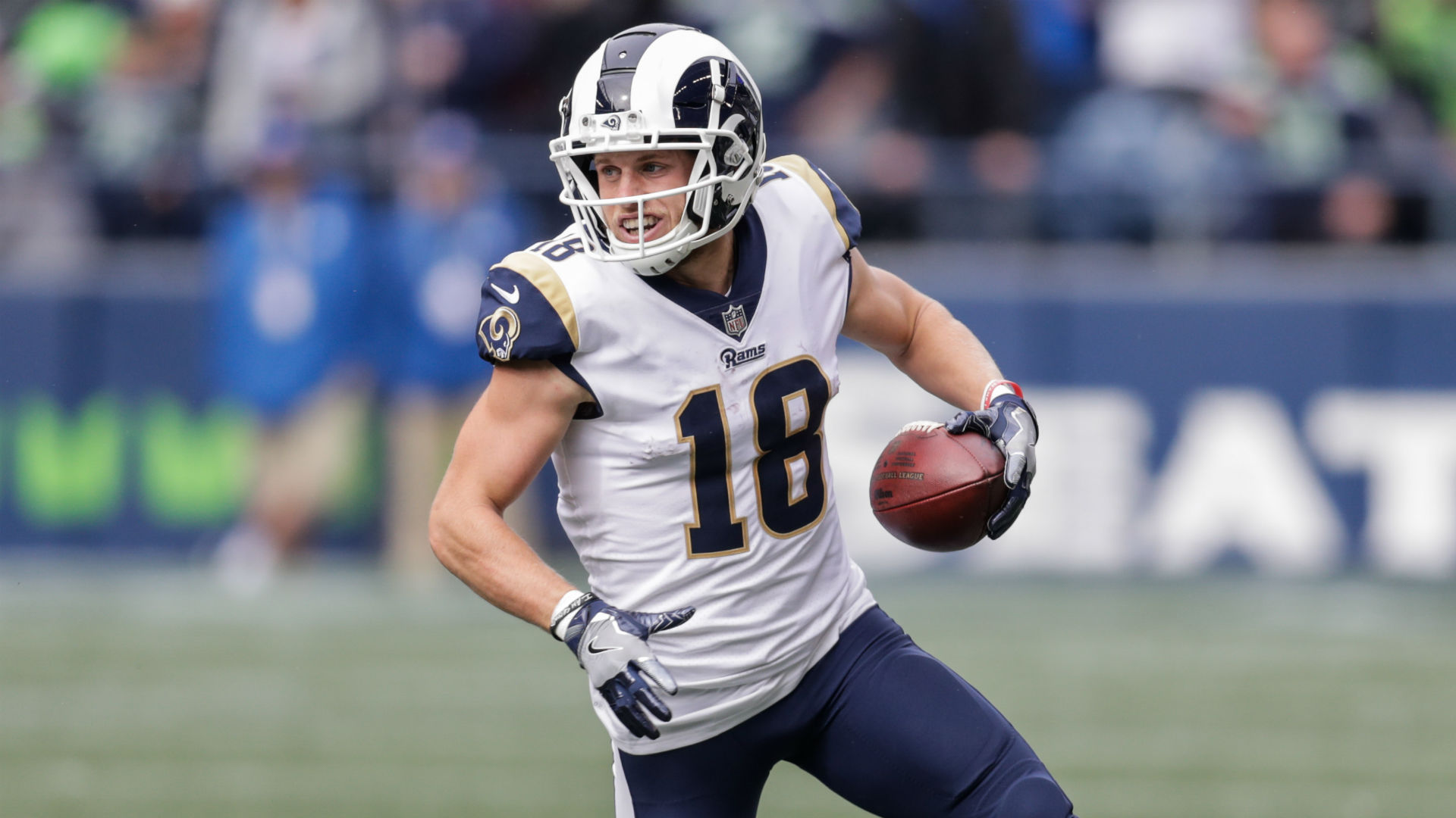 Cooper Kupp injury update: Rams WR out for season with torn ACL