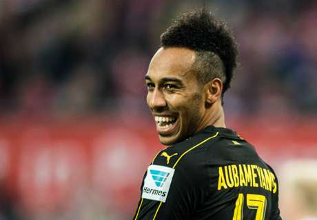 Dortmund outline Aubameyang demands