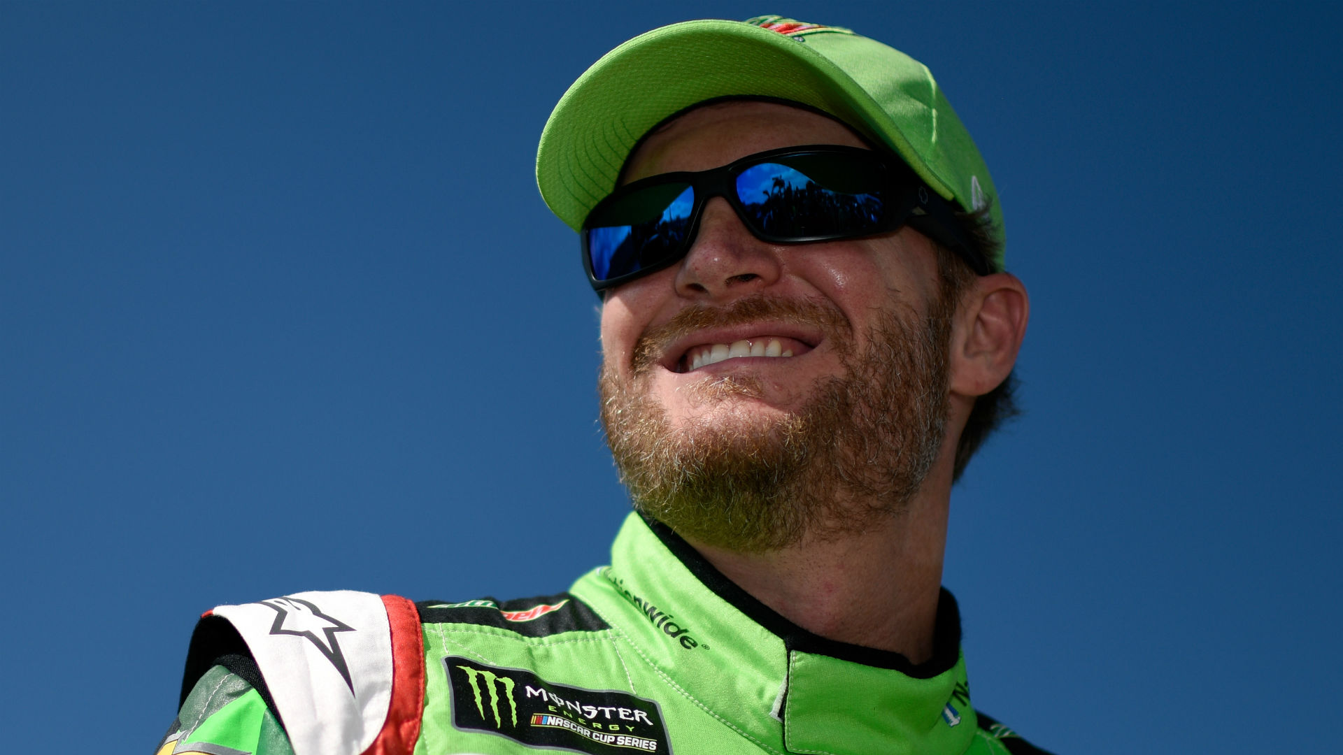Dale Earnhardt Jr. blocked out concussion fears in 'lucky' final race at Talladega
