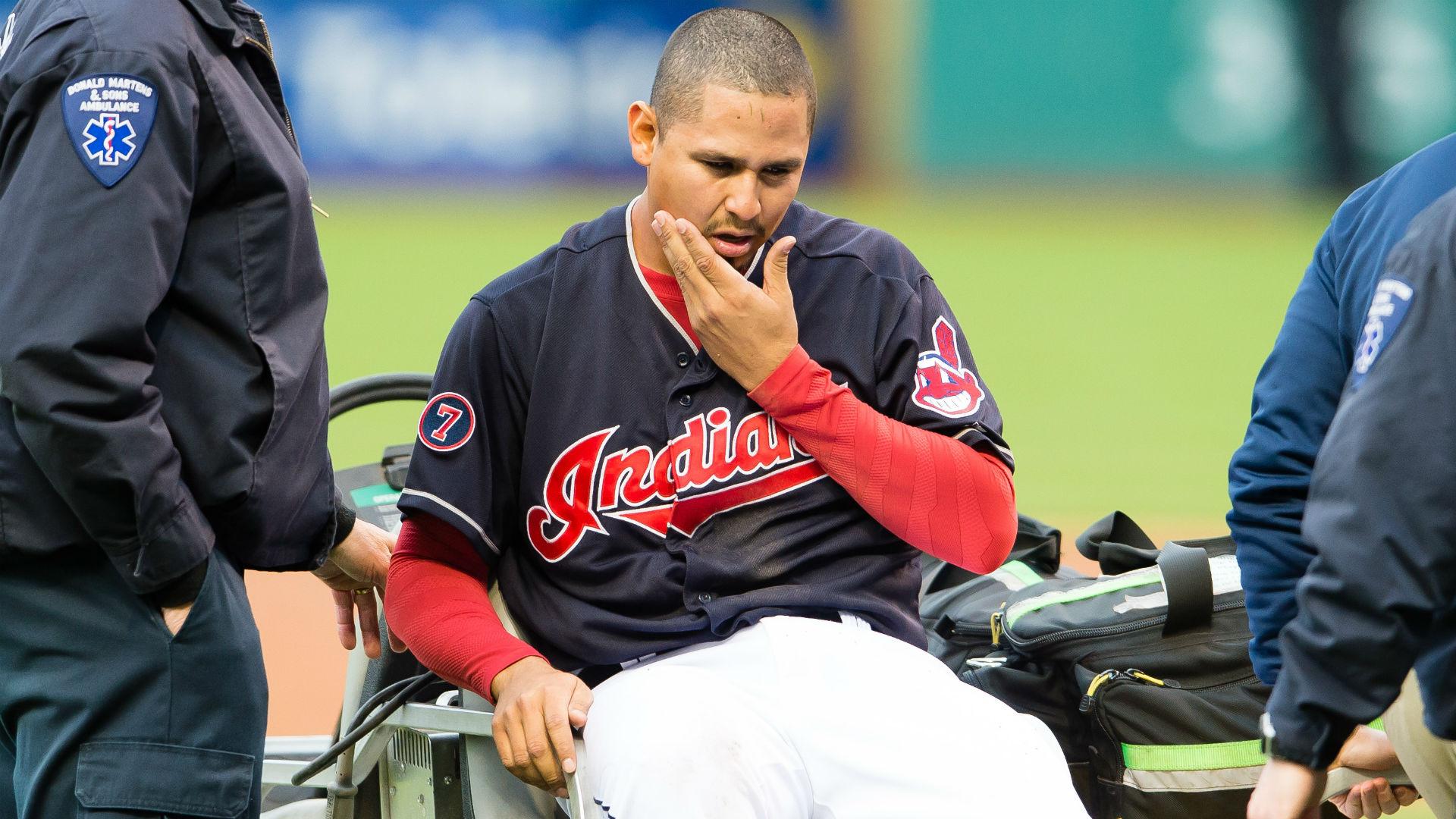 Indians delay Carlos Carrasco's next start