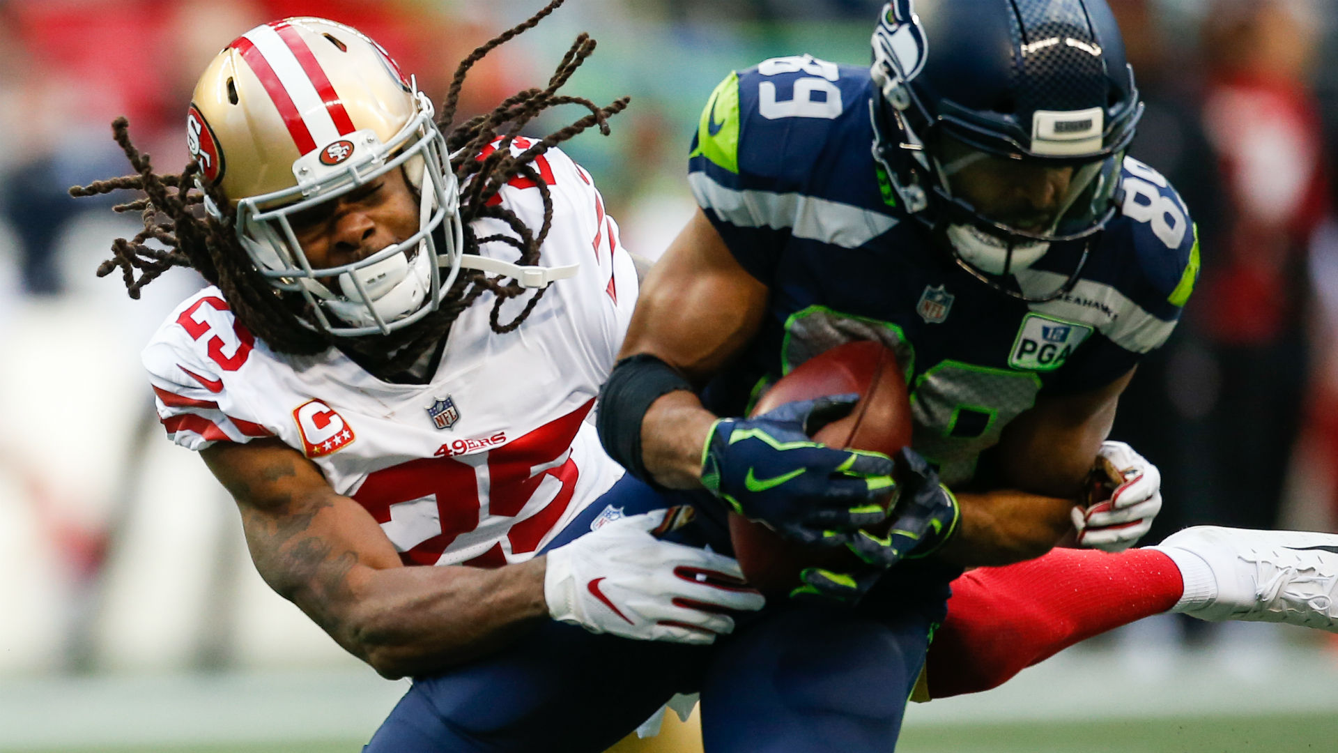 49ers CB Richard Sherman wants to transition to safety by the end of his career