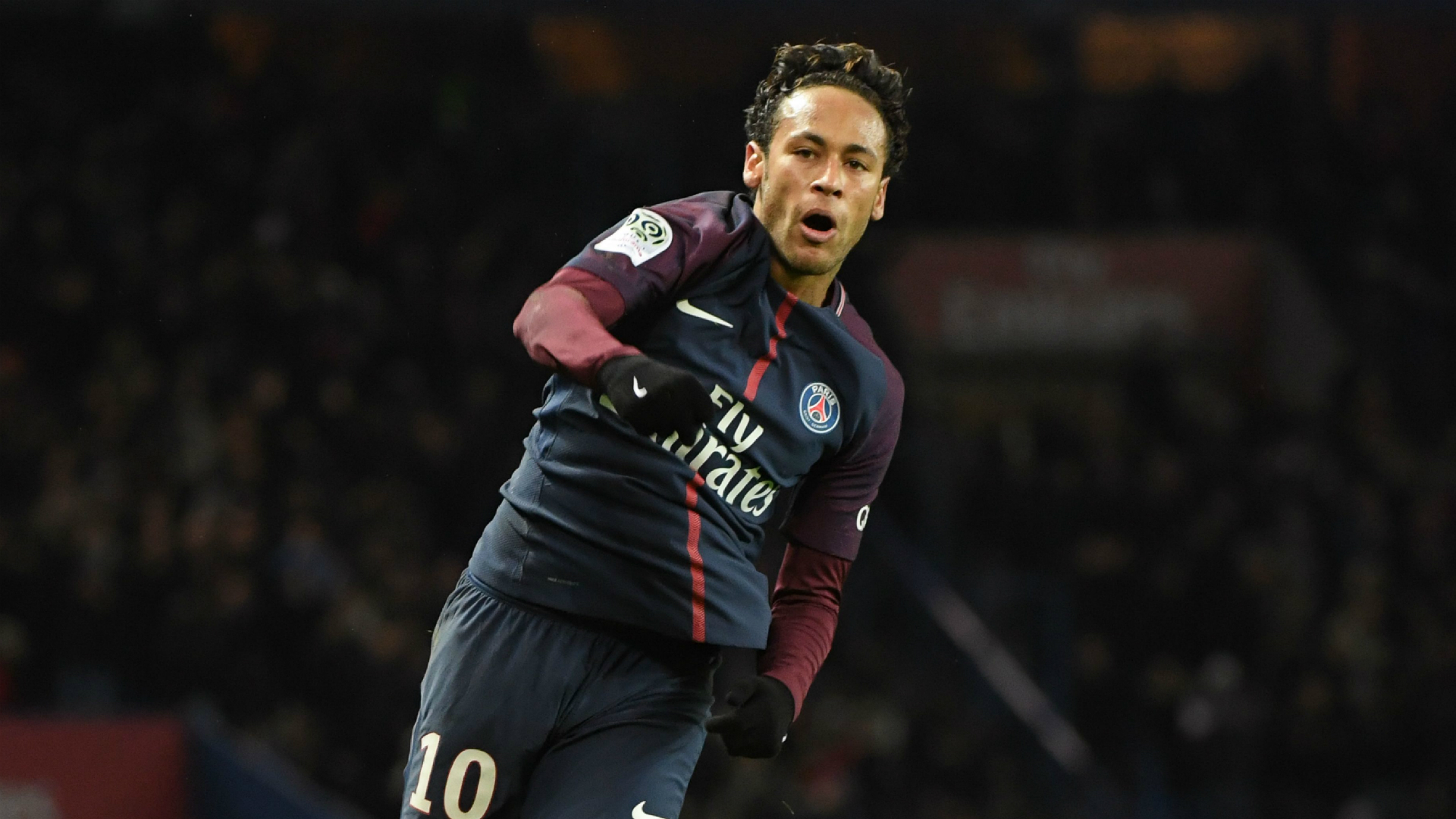 Neymar hits four, Cavani matches record as PSG crush Dijon