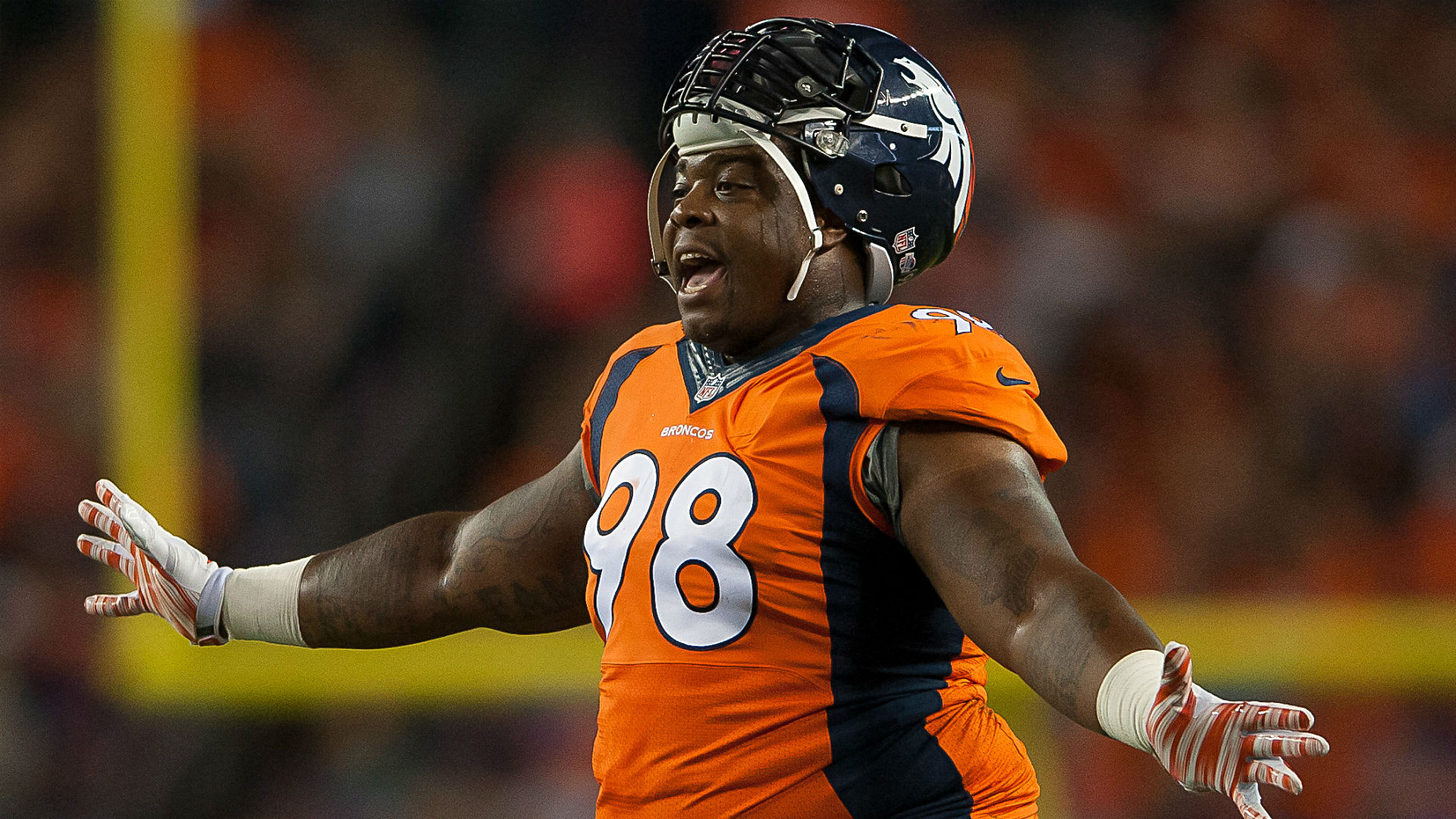 Ex-NFL player Terrance Knighton unloads on NFL-NBA pay discrepancy