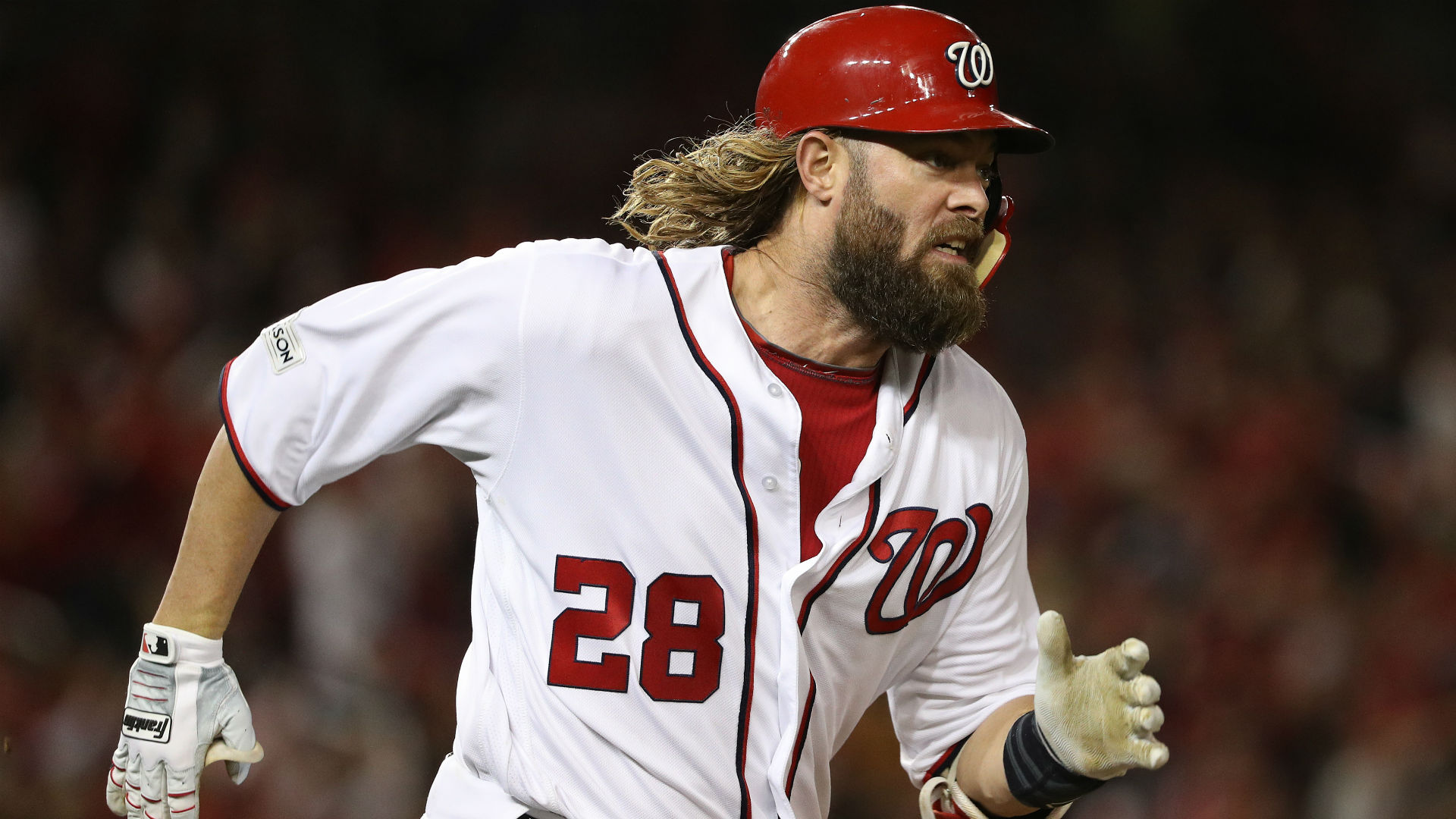 Jayson Werth announces retirement from MLB after 15 years