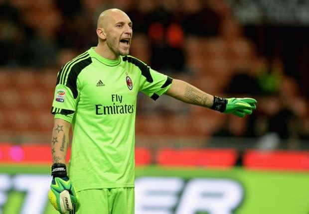 Milan goalkeeper Abbiati contemplating retirement