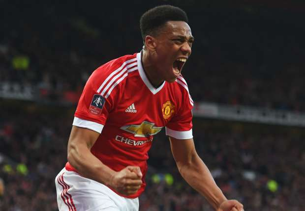 Cole: Martial is playing like Vardy