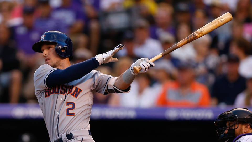 MLB wrap: Astros, finally healthy, surging at right time
