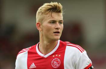 Ajax star De Ligt wins Golden Boy award