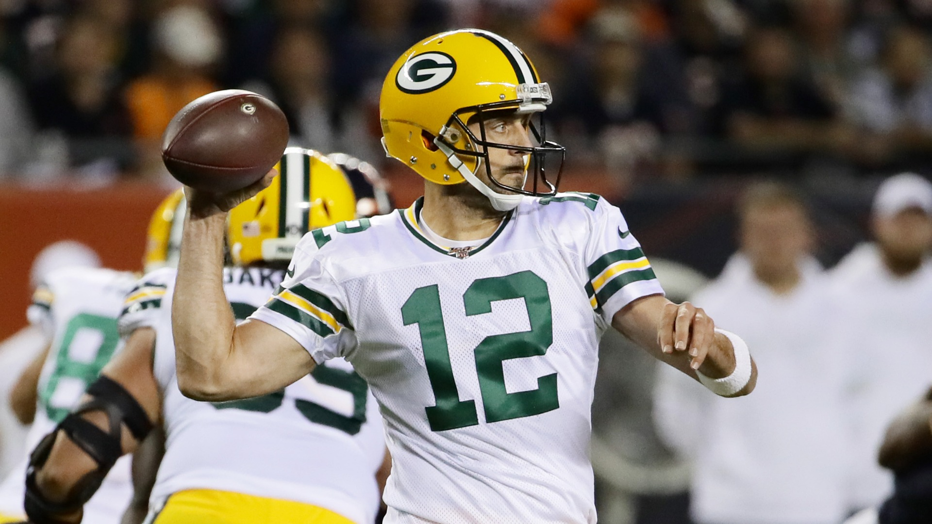 Aaron Rodgers takes confidence from scrappy Packers win but promises to 'be a lot better'