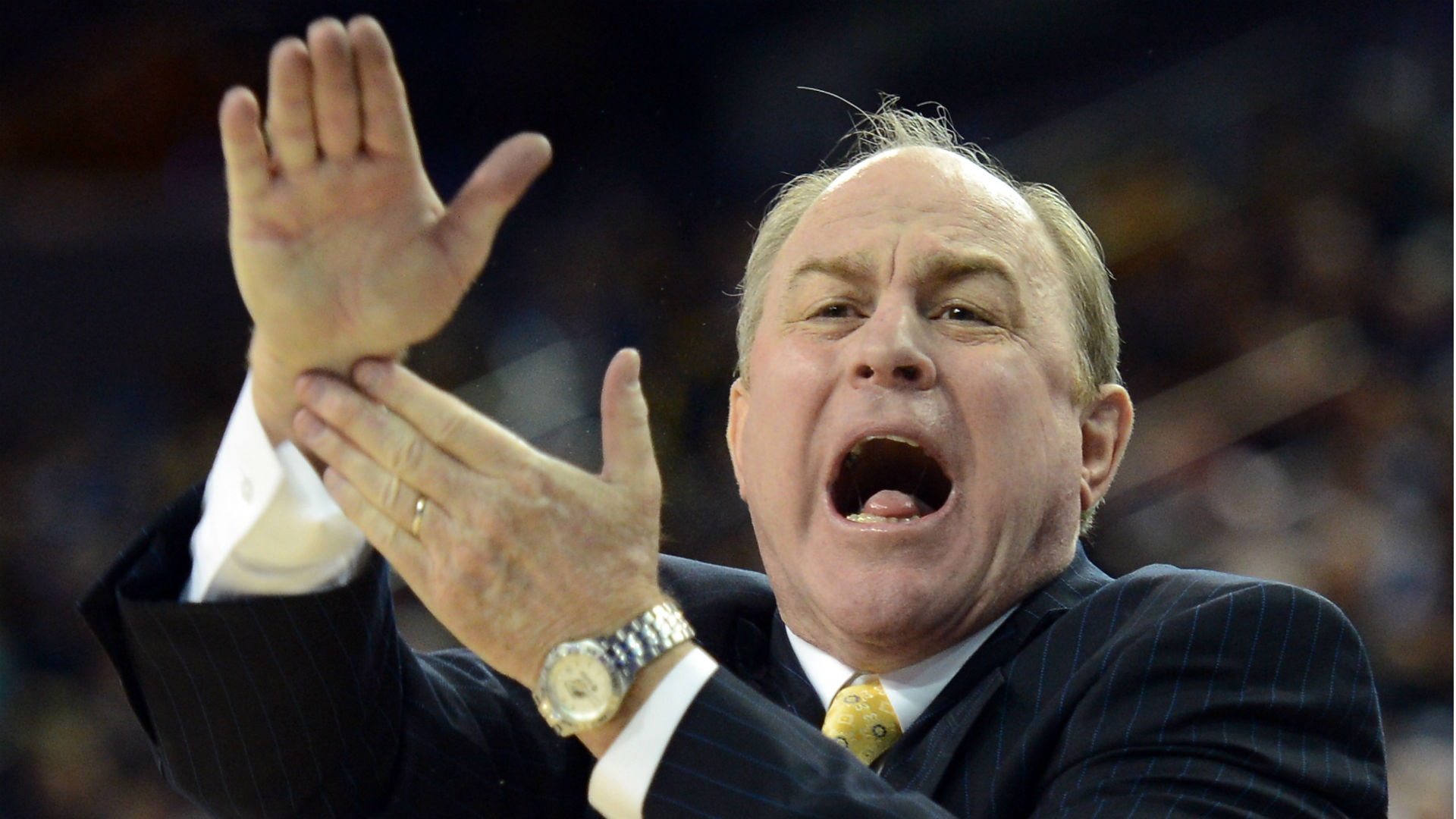 Former UCLA coach Ben Howland