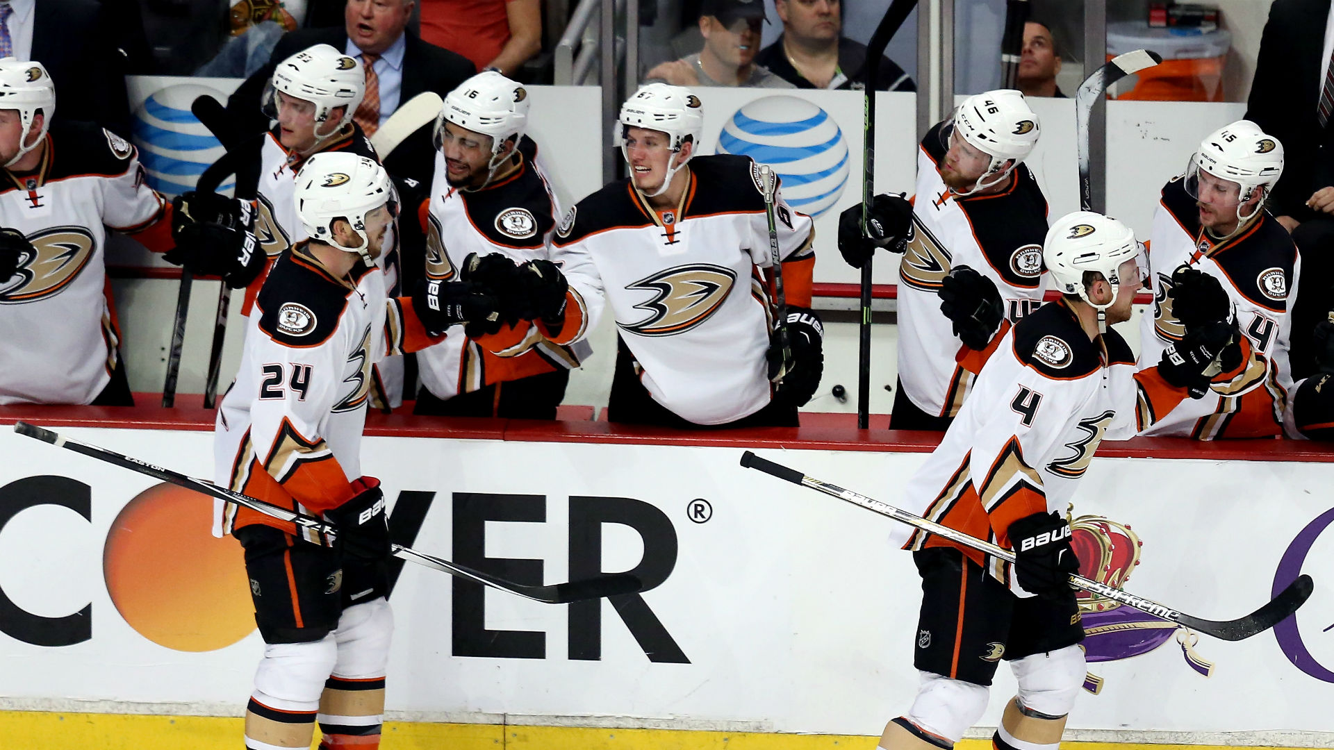 Western Conference finals: Simon Despres, Ducks lock down 'Hawks in Game 3 win
