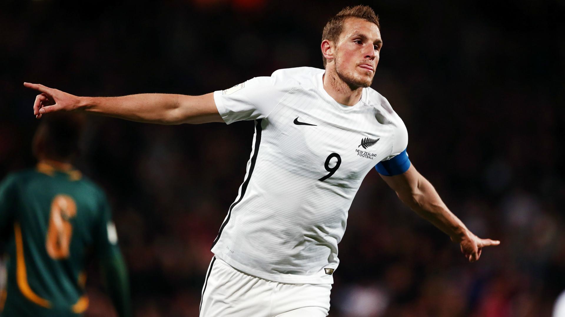 New Zealand beats Solomon Islands 6-1 in World Cup qualifier