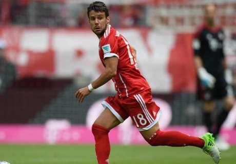 Bernat suffers ligament damage