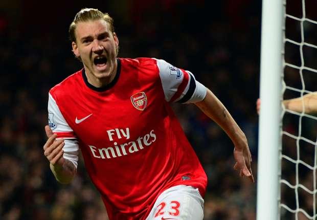 El Arsenal pedirá explicaciones a Nicklas Bendtner por emborracharse