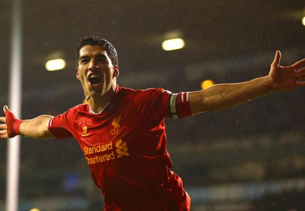 Gerrard: Suarez the best in the world