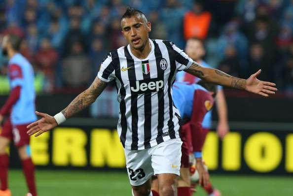 Vidal: Juventus can do the double