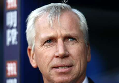 Pardew admits to feeling pressure